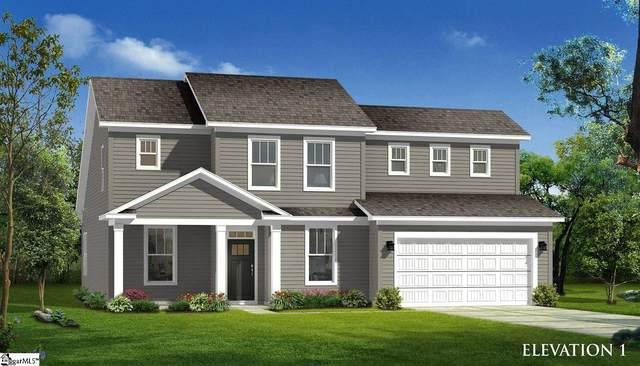 603 Oak Hill Lane, Belton, SC 29627 (MLS #1455292) :: EXIT Realty Lake Country