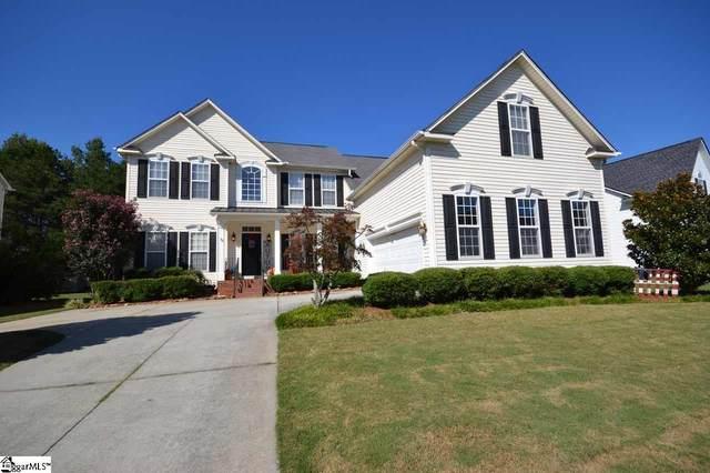 6 Green Bank Lane, Simpsonville, SC 29681 (MLS #1455303) :: Prime Realty
