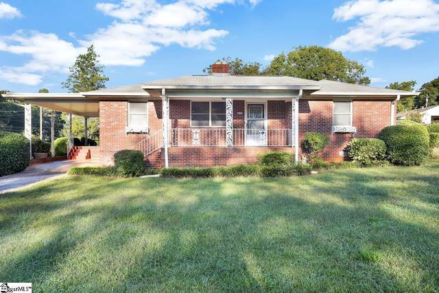 4129 Old Buncombe Road, Greenville, SC 29617 (MLS #1455381) :: Prime Realty