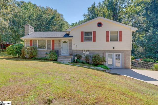 201 S Wingate Road, Greenville, SC 29605 (MLS #1455502) :: EXIT Realty Lake Country