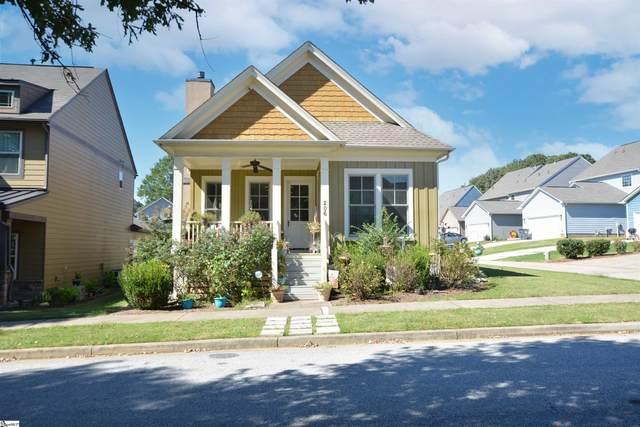 206 Austin Brook Street, Simpsonville, SC 29680 (#1455503) :: J. Michael Manley Team