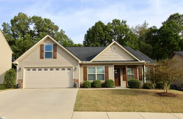 584 Cromwell Drive, Spartanburg, SC 29301 (MLS #1455529) :: Prime Realty