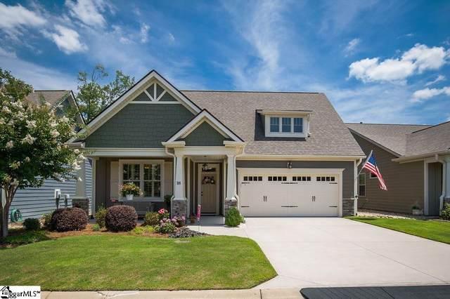 335 Belle Oaks Drive, Simpsonville, SC 29680 (MLS #1455561) :: Prime Realty