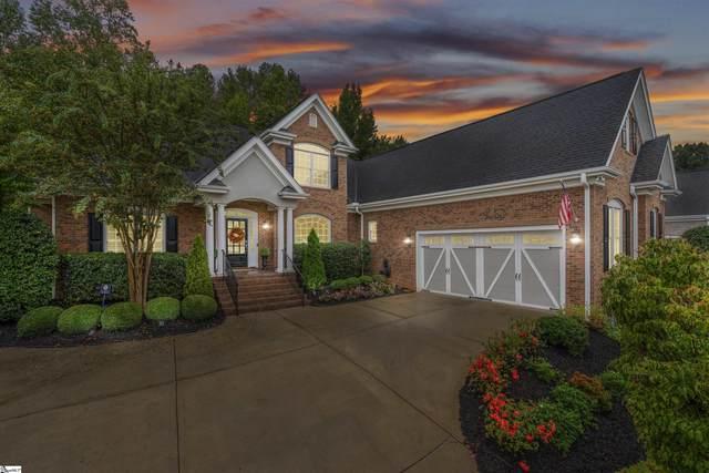 107 Hampton Grove Way, Greenville, SC 29617 (#1455605) :: Modern