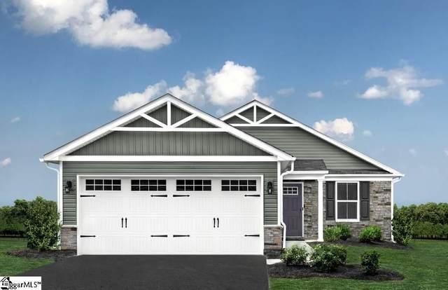 592 Olivia Springs Drive, Spartanburg, SC 29302 (#1455636) :: Hamilton & Co. of Keller Williams Greenville Upstate