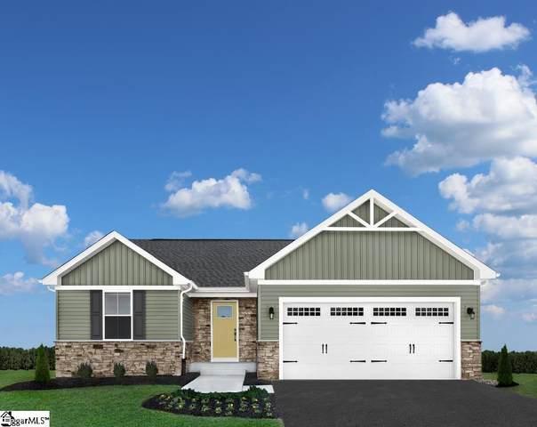 1018 Hunter Green Lane, Spartanburg, SC 29302 (#1455639) :: Hamilton & Co. of Keller Williams Greenville Upstate