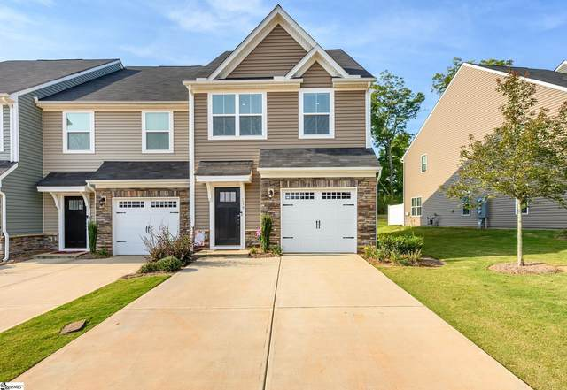 19 Country Dale Drive, Greer, SC 29650 (MLS #1455640) :: Prime Realty
