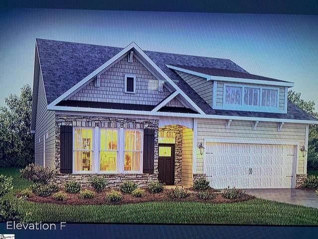 422 Raleighwood Lane, Simpsonville, SC 29681 (#1455665) :: Hamilton & Co. of Keller Williams Greenville Upstate