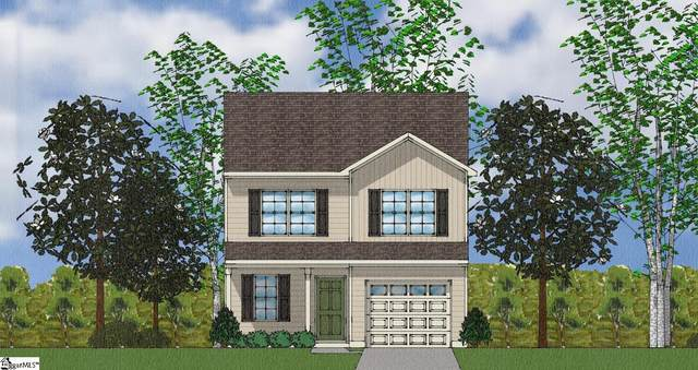 1277 Paramount Drive Lot 21, Lyman, SC 29365 (MLS #1455703) :: Prime Realty