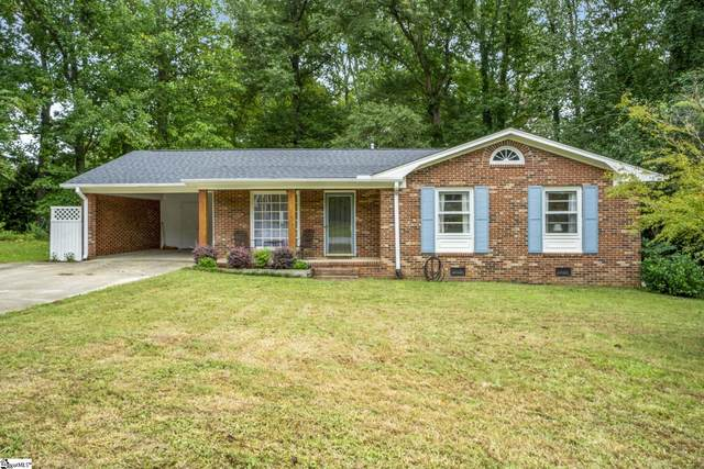 105 Moores Court, Simpsonville, SC 29681 (MLS #1455769) :: Prime Realty