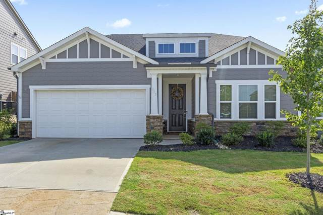 205 Bank Swallow Way, Simpsonville, SC 29680 (MLS #1455774) :: EXIT Realty Lake Country