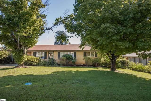 5 Woodridge Drive, Greenville, SC 29611 (#1455784) :: Hamilton & Co. of Keller Williams Greenville Upstate