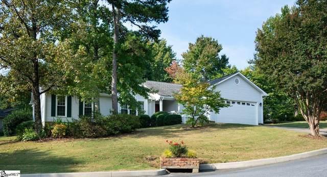 11 Woodtrace Circle, Greenville, SC 29615 (#1455801) :: J. Michael Manley Team