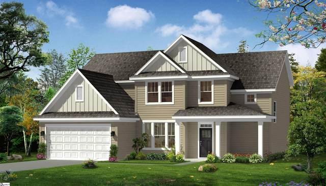 602 Oak Hill Lane, Belton, SC 29627 (MLS #1455839) :: EXIT Realty Lake Country