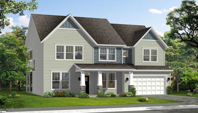 703 Oak Hill Lane, Belton, SC 29627 (MLS #1455840) :: EXIT Realty Lake Country
