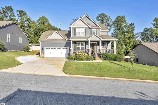 109 Mountain Slope Court, Travelers Rest, SC 29690 (MLS #1455863) :: Prime Realty