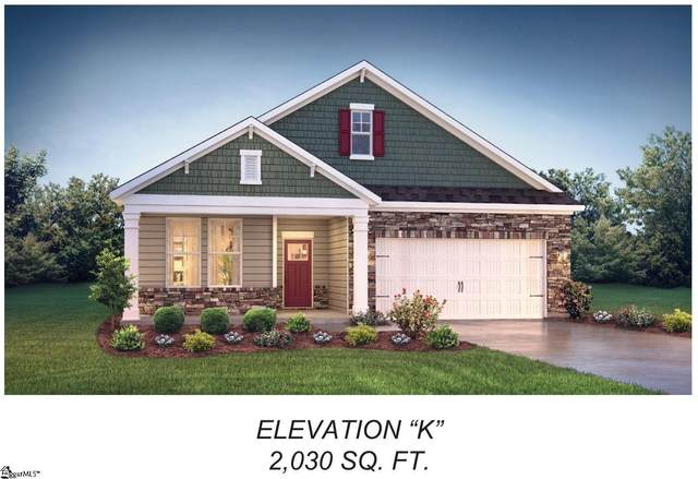 421 Raleighwood Lane, Simpsonville, SC 29681 (#1455875) :: Hamilton & Co. of Keller Williams Greenville Upstate