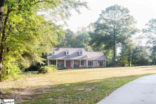 112 Fox Run, Honea Path, SC 29654 (#1455877) :: Hamilton & Co. of Keller Williams Greenville Upstate