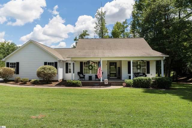 2 Chestnut Ridge Drive, Inman, SC 29349 (#1455882) :: Parker Group