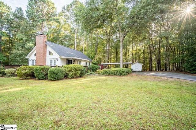130 Conway Drive, Fountain Inn, SC 29644 (#1455905) :: Modern