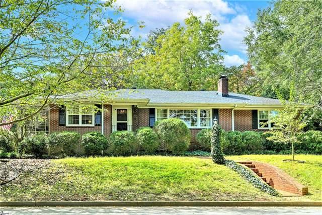 4 E Montclair Avenue, Greenville, SC 29609 (#1455943) :: Hamilton & Co. of Keller Williams Greenville Upstate