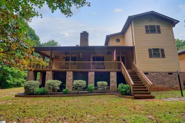 4158 Ridge Road, Greer, SC 29651 (#1455958) :: Expert Real Estate Team