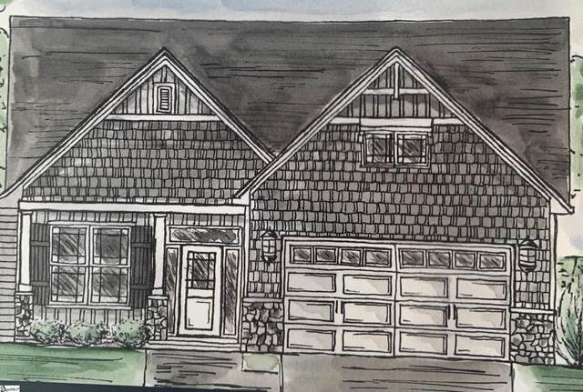 152 Winding Rock Road, Simpsonville, SC 29680 (MLS #1455962) :: Prime Realty