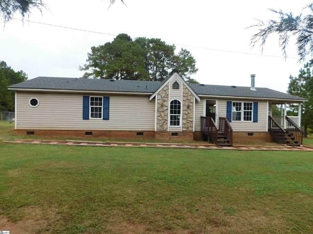 345 Lake Road, Clinton, SC 29325 (MLS #1455986) :: EXIT Realty Lake Country