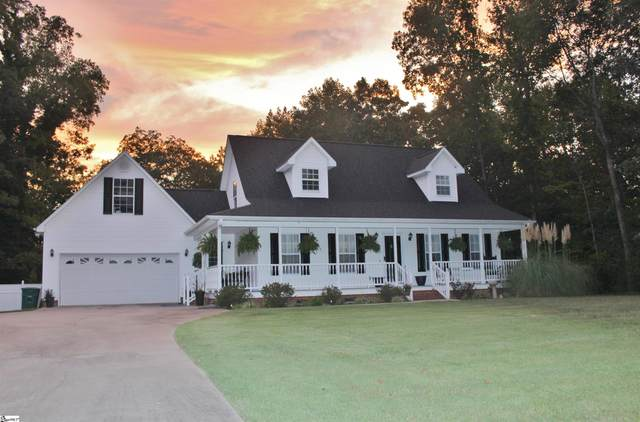 211 Edwards Mill Road, Taylors, SC 29687 (MLS #1456000) :: EXIT Realty Lake Country