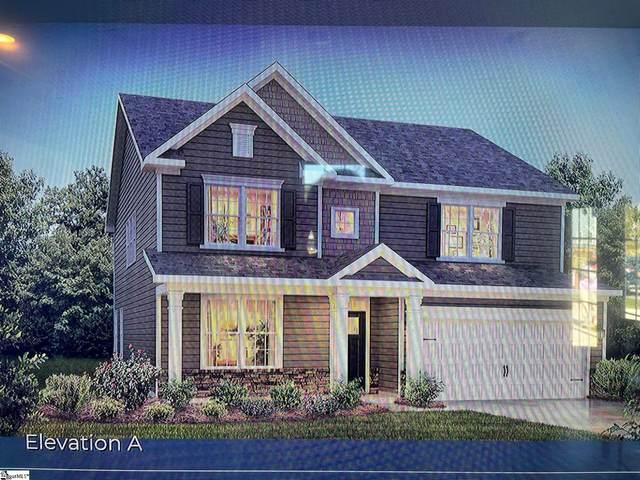 425 Raleighwood Lane, Simpsonville, SC 29681 (#1456036) :: Hamilton & Co. of Keller Williams Greenville Upstate