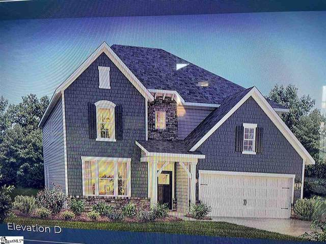 430 Raleighwood Lane, Simpsonville, SC 29681 (#1456046) :: Hamilton & Co. of Keller Williams Greenville Upstate