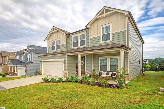 202 Bank Swallow Way, Simpsonville, SC 29680 (MLS #1456092) :: EXIT Realty Lake Country