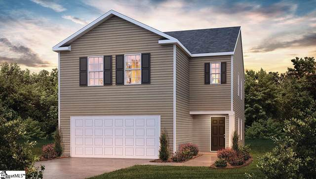 1521 Rosegarth Lane #189, Greer, SC 29388 (#1456102) :: Hamilton & Co. of Keller Williams Greenville Upstate