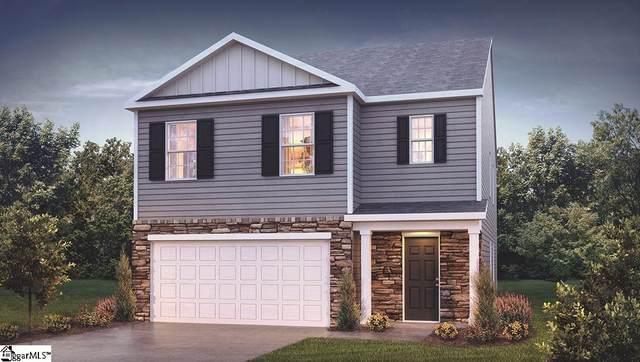 1509 Rosegarth Lane #192, Greer, SC 29388 (#1456103) :: Hamilton & Co. of Keller Williams Greenville Upstate