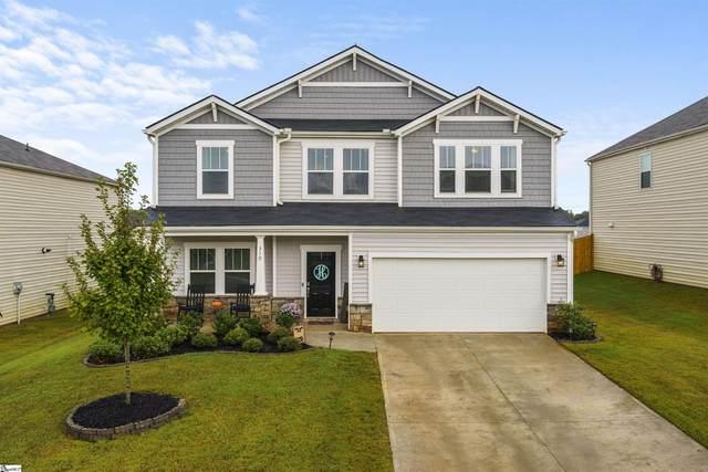 310 Fox Hollow Lane, Pelzer, SC 29669 (MLS #1456155) :: EXIT Realty Lake Country