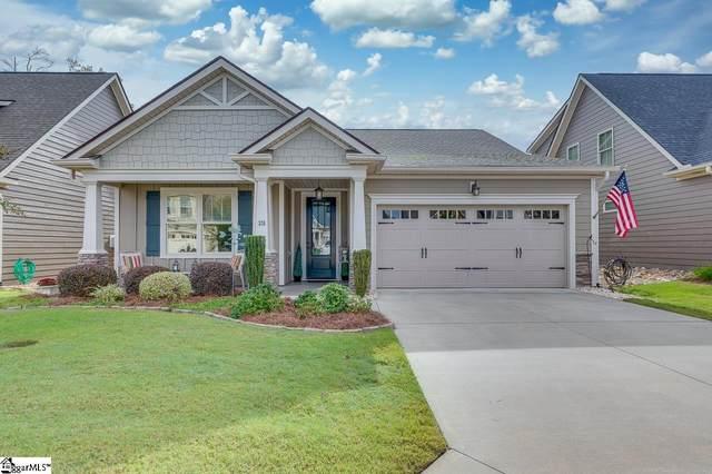 339 Belle Oaks Drive, Simpsonville, SC 29680 (MLS #1456172) :: Prime Realty