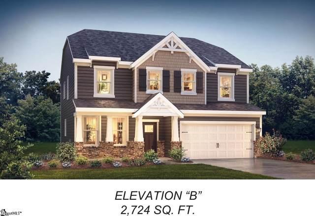 423 Raleighwood Lane, Simpsonville, SC 29681 (#1456176) :: Hamilton & Co. of Keller Williams Greenville Upstate