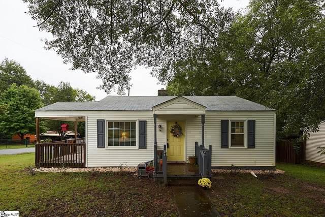 508 S Hamilton Street, Williamston, SC 29697 (#1456207) :: Hamilton & Co. of Keller Williams Greenville Upstate