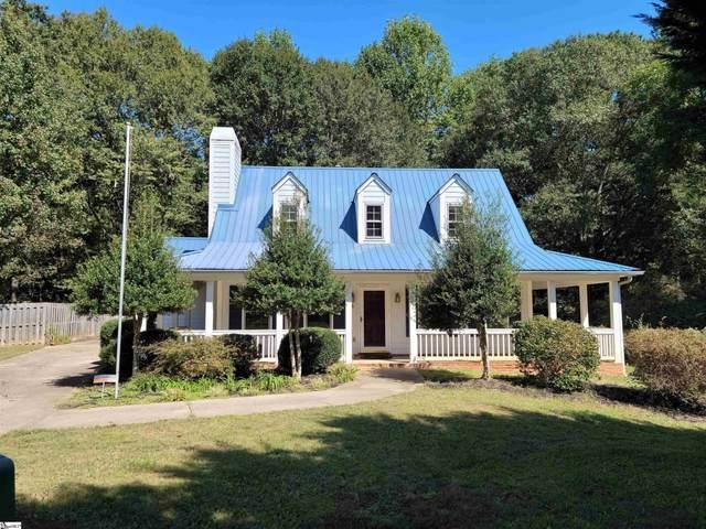 4 Elm Court, Spartanburg, SC 29301 (#1456223) :: Hamilton & Co. of Keller Williams Greenville Upstate