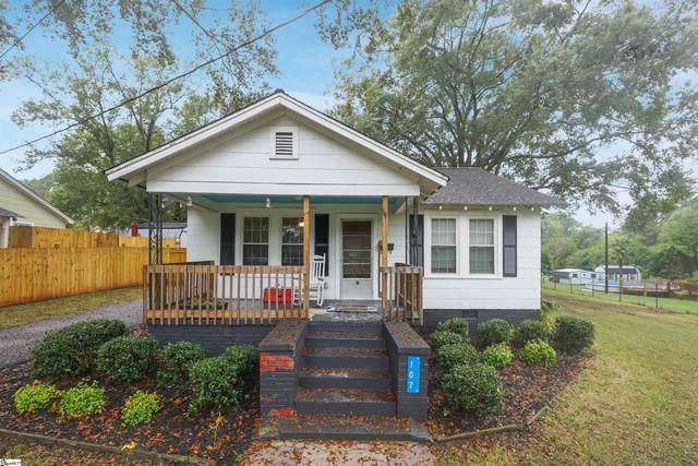 107 Crescent Avenue, Belton, SC 29627 (#1456238) :: Hamilton & Co. of Keller Williams Greenville Upstate