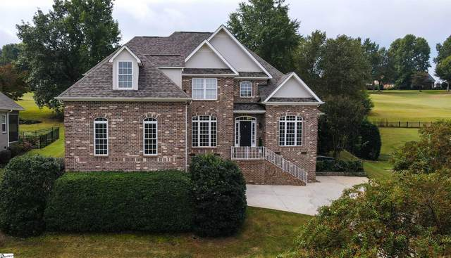 128 Turnberry Road, Anderson, SC 29621 (#1456243) :: Hamilton & Co. of Keller Williams Greenville Upstate