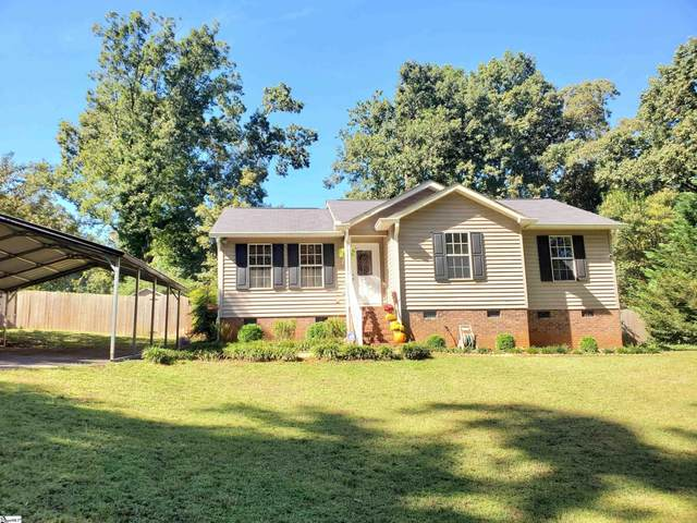213 Clearview Drive Extension, Greer, SC 29651 (#1456257) :: Hamilton & Co. of Keller Williams Greenville Upstate