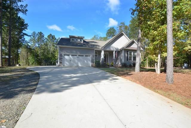 570 Bennetts Bridge Road, Greer, SC 29651 (#1456269) :: Expert Real Estate Team