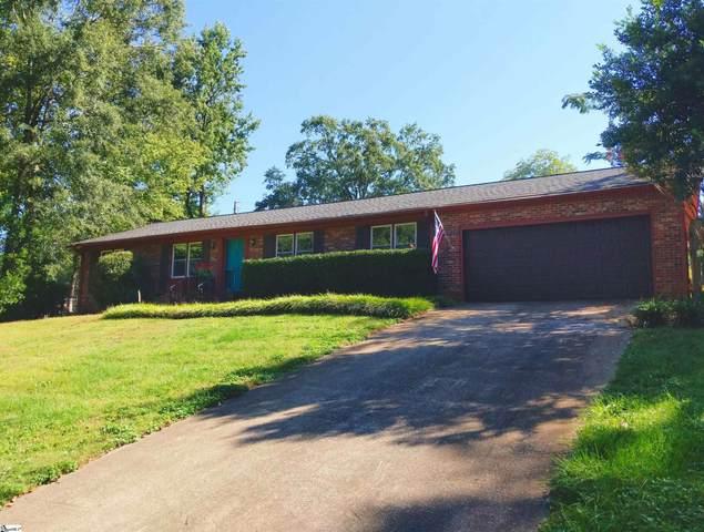 306 Great Glen Road, Greenville, SC 29615 (MLS #1456276) :: Prime Realty
