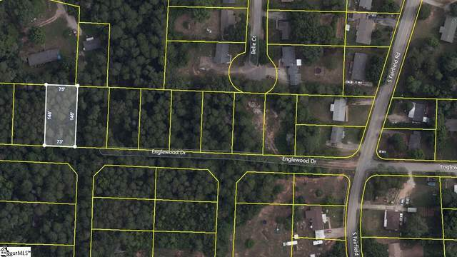 Englewood Drive, Greenville, SC 29605 (MLS #1456278) :: Prime Realty