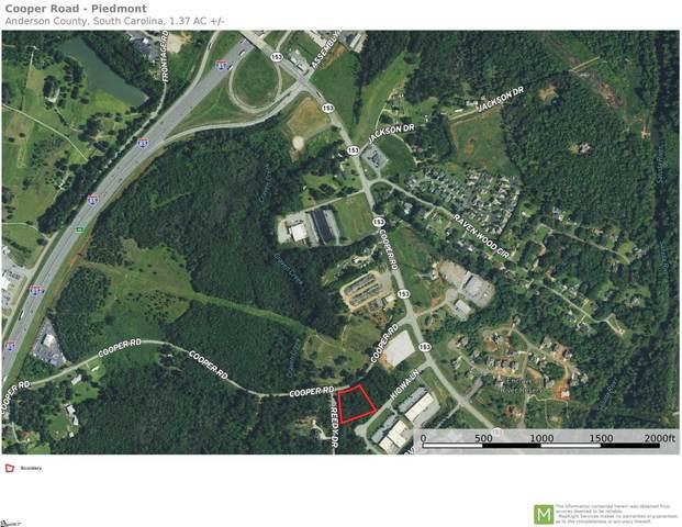 0 Cooper Road, Piedmont, SC 29673 (#1456279) :: Hamilton & Co. of Keller Williams Greenville Upstate