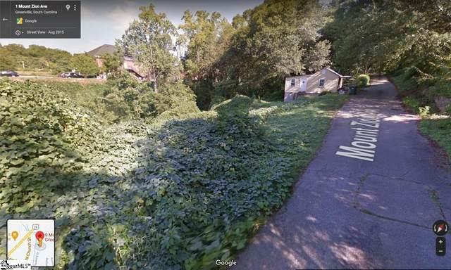 9 Mount Zion Avenue, Greenville, SC 29607 (#1456299) :: The Haro Group of Keller Williams