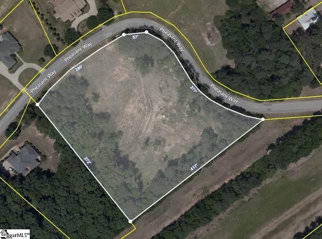 141 Pheasant Way, Fountain Inn, SC 29644 (MLS #1456309) :: Prime Realty