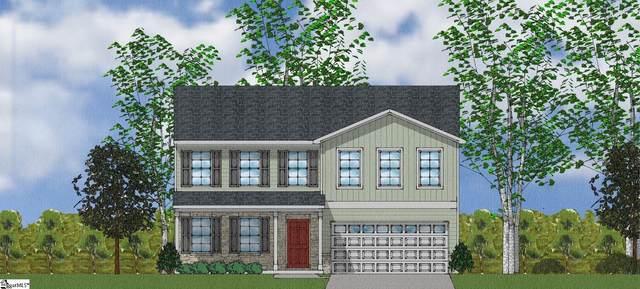 7097 Luna Mae Court Lot 35, Boiling Springs, SC 29316 (#1456328) :: Hamilton & Co. of Keller Williams Greenville Upstate