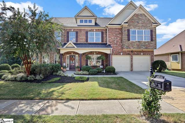 9 Palm Springs Way, Simpsonville, SC 29681 (#1456348) :: Williams and Associates | eXp Realty